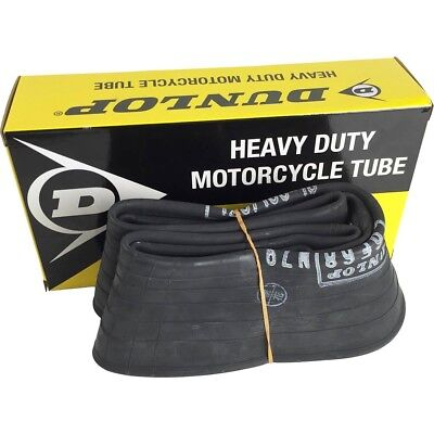 "Dunlop NEW Mx Heavy Duty 120/100-18 110/100-18 Motorbike Motocross 18"" Rear Tube"