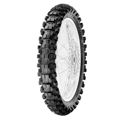 Pirelli NEW Scorpion MX 100/90-19 Tire Dirt Bike 486 Hard Rear Motocross Tyre