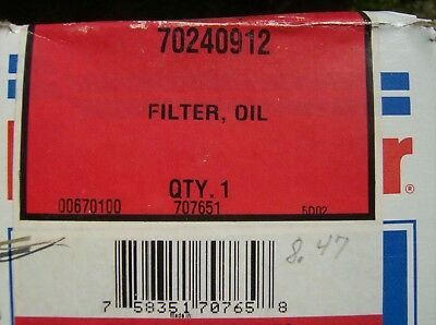 70240912 Oil Filter Allis Chalmers Vac Case