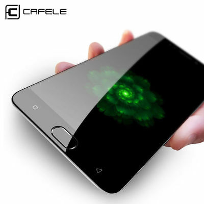 3D Full Cover Tempered Glass Screen Protector Protection for OPPO R9s Plus Black