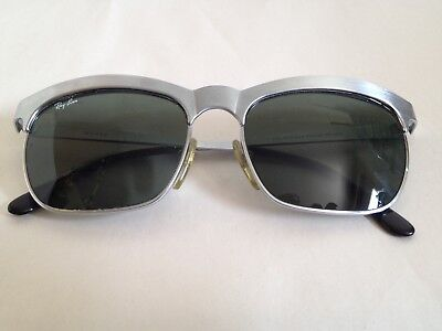 Vintage Original RARE!! Bausch & Lomb Ray Ban 50's Sunglasses Made In France