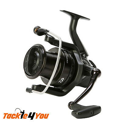 Daiwa Cross Cast 5000 Black Edition Big Pit Reel BK5000A New for 2015