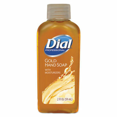 Dial Gold Antimicrobial Soap, Floral Fragrance, 2oz Bottle, 48/Carton  6059 New