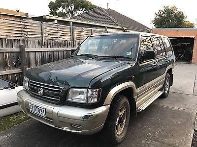 Holden Jackaroo Wrecking, 3.5 Petrol, Wheel Nut - 1999 - 1998-2002