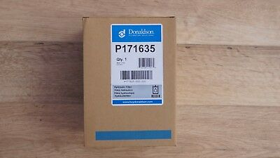 DONALDSON Hydraulic Filter , Spin-On, P171635