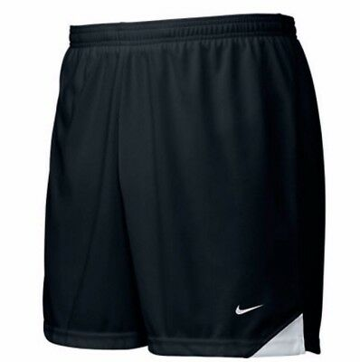 Nike Men's Dri-Fit Tiempo Soccer Shorts Black - Size XL