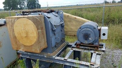 Item 9094 - One (1) Used Plastic Granulator Grinder Pelletizer