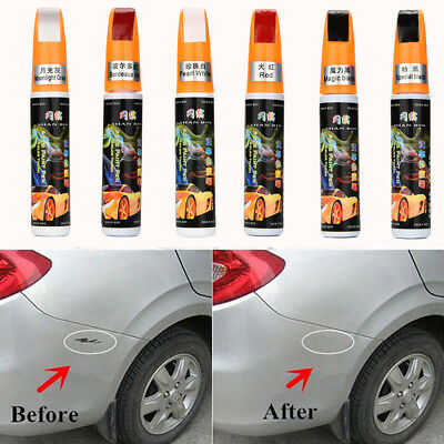 Colors Auto Car Coat Paint Pen Touch Up Scratch Clear Repair Remover Remove Tool