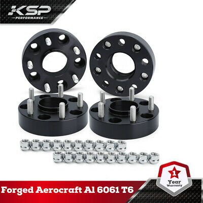 Wheel Spacers For Jeep JK XK WJ WK Rubicon 5x5 to 5x5(5x127) HubCentric 71.5mm