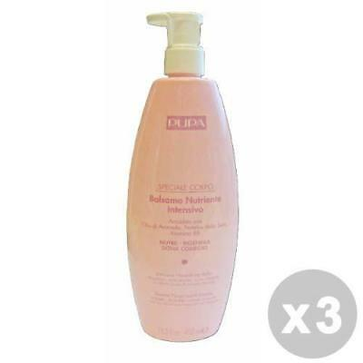 PUPA Set 3 Intensiv Pflegende Body Balm 400 ml.