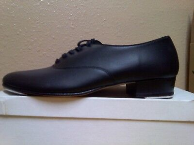 Men's Leather Tap Oxford NEW Size 10