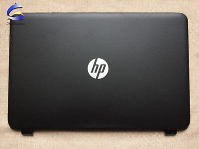 New For HP 250 255 256 G3 Series Black Lcd Back Rear Lid Cover 749641-001 Matte