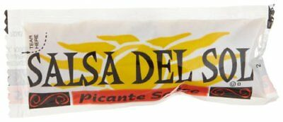 Salsa Del Sol Sauce Picante Sauce 0.5-Ounce Single Serve Packages Pack of 200