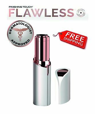 HOT Finishing Touch Flawless Women's Painless Facial Hair Remover-FREE SHIPPING