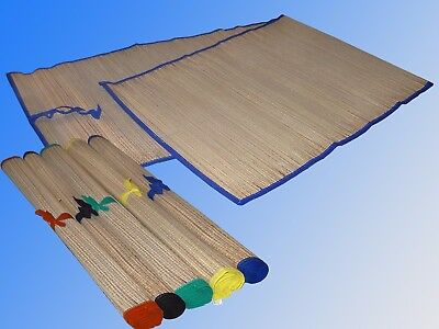 Beach Mat 180x60cm, Beach Bath Swimming Pool Base, Straw Lounger Mat