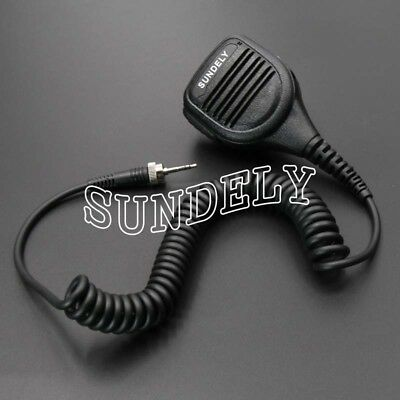 FAST New Hand Shoulder Mic Speaker For Uniden  Radio UH074 UH075 UH076