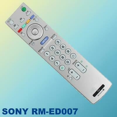 Remote Control For Sony KDL-15G2000 , KDL15G2000 RM-ED007 brand New