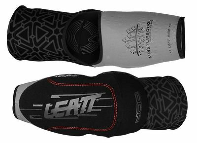 Leatt 3DF Elbow Guard Protection Black Mountain Bike Off-Rd MX Motocross DH BMX