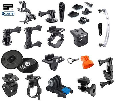 SP Gadgets Mounts / Arms / Clamps / Clips / GoPro Action Cam