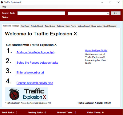 Youtube Viewer - Traffic Explosion