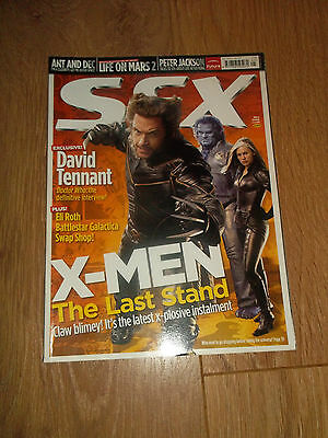 Sfx ~ Magazine #143 ( May 2006 ) X-Men The Last Stand / Tennant / Eli Roth