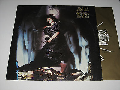 All About Eve - All About Eve (Mercury Records Debut Vinyl LP - 1988 + Inner)