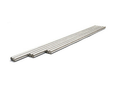 Stainless steel M8 8mm smooth rods for RepRap 3D printer Prusa i3