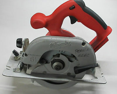 Reconditioned Milwaukee 6 1/2 Circular Saw 6310-20 18V