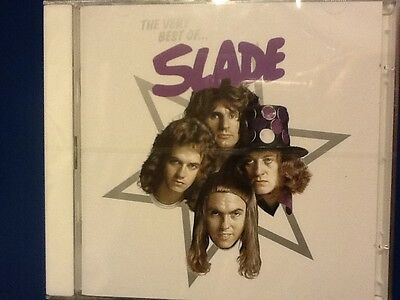 Slade.        The. Very. Best. Of.  Slade.       Two. Discs