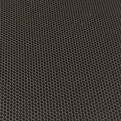 "Honeycomb Grid, 1/8"" Cell Diameter, 7/32"" Thickness, 6"" x 6"""