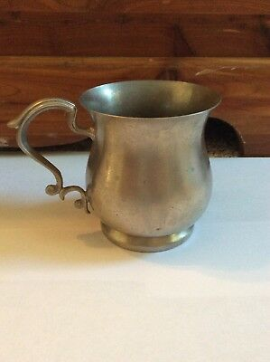 Antique Silverplate F.B. Rodgers Small Water Pitcher