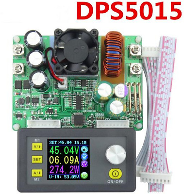 RUIDENG DP50V15A DPS5015 Programmable Supply Power Module With Integrated Color