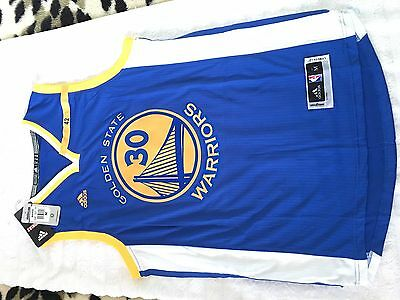 Steph Curry #30 - NBA Golden State Warriors Away Jersey Finals Edition - MEDIUM