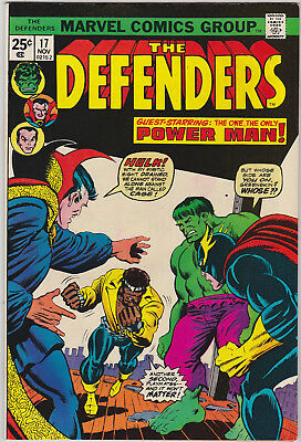 The Defenders     # 17    1974       VF