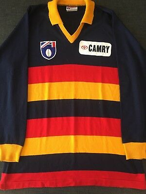 AFL 90's Adelaide Crows Jumper
