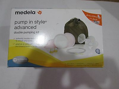 Medela Pump in Style Advanced Double Pumping Kit brand NEW OPEN BOXED