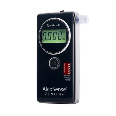 Andatech Alcosense Zenith Plus Industrial Fuel Cell Breatherlyser