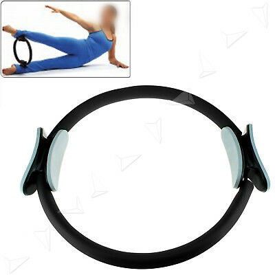 Home Training Pilates Ring Circle Muscles Exercise Sporting Fitness Yoga Gym UK
