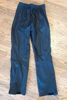 Sierra Designs Packable Rain Pants sz Small