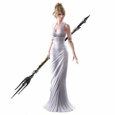 Play-Arts Kai Final Fantasy XV Lunafreya Nox Fleuret Action Figure Square Enix