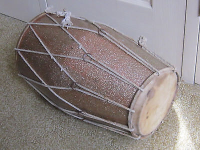 Drum Double Ended Indian Khol Mridangam Tannumai