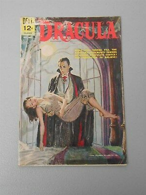 DELL Four Color (12-231-212) Dracula 2.0 GD Movie Classic