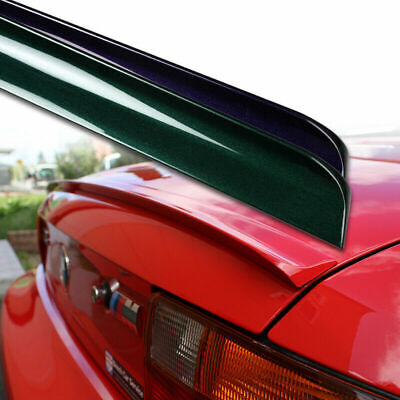 Painted Spoiler For Acura TSX 04-08 NH658P Graphite Pearl Trunk Lip