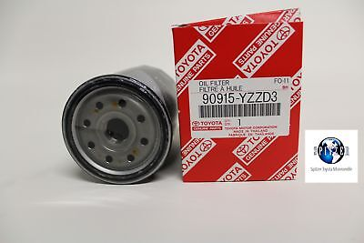 2005-2015 TOYOTA TACOMA V6 OEM Engine-Oil Filter 90915YZZD3 qty of (10) 1 case
