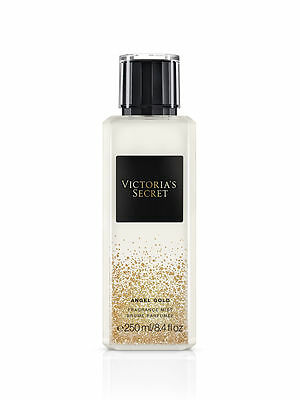 Victoria's Secret Angel Gold Fragrance Body Mist Collection Perfume