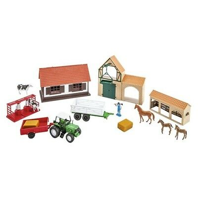 Toy Planet - Playset De Granja - TOYPLA 04045
