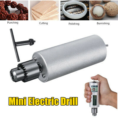 DIY Hand Portable Electric Grinder Drill Chuck Kit For Grinding Cutting UK