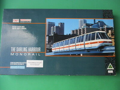 Monorail Darling Harbour monorail set