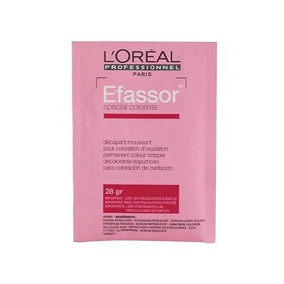 Loreal professional Efassor permanent hair colour correction remover 1 X 28gr