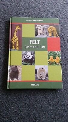 FELT easy and fun  Brigitte Krag Hansen